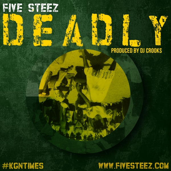 New Single, 'Deadly', Dropping Tuesday, July 22! #KGNTimes