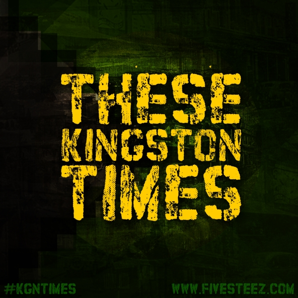 Welcome to FiveSteez.com! #KGNTimes Coming Soon!